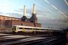 Southeastern 465037, Battersea, 14 September 2007 - 1856   From inside 377425.