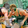 Cal Poly hosted Northwestern at Mott Athletics Center. Photo by Owen Main 12/17/18