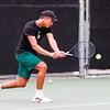Cal Poly Men's Tennis, Women's Tennis, and Men's Basketball practiced. 9/27/21