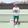 Cal Poly Mens Tennis vs UCR 4/18/21
