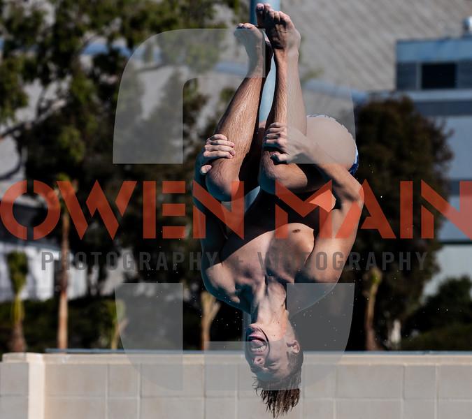 Cal Poly Swim Dive vs. UCSC 01252020