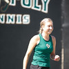 Cal Poly women's tennis hosted UCSD 4/10/21