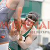 Cal Poly Wrestling hosted Oregon State for a dual meet. Photo by Owen Main 2/2/19