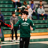 Cal Poly Wrestling faced Northern Illinois.  Photo by Owen Main 1/10/20