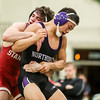 Stanford wrestled Northwestern at Mott Athletics Center. Photo by Owen Main 12/17/18