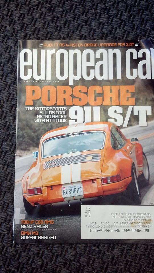 Porsche Museum Exhibit - Droid