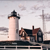 Nobska Lighthouse, Woodshole, Falmouth, MA<br /> First attempt at using Color Efex Pro 4.