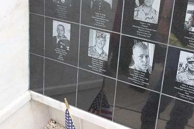 Memorial Day at Veterans Memorial Cemetery - 2014 May 24