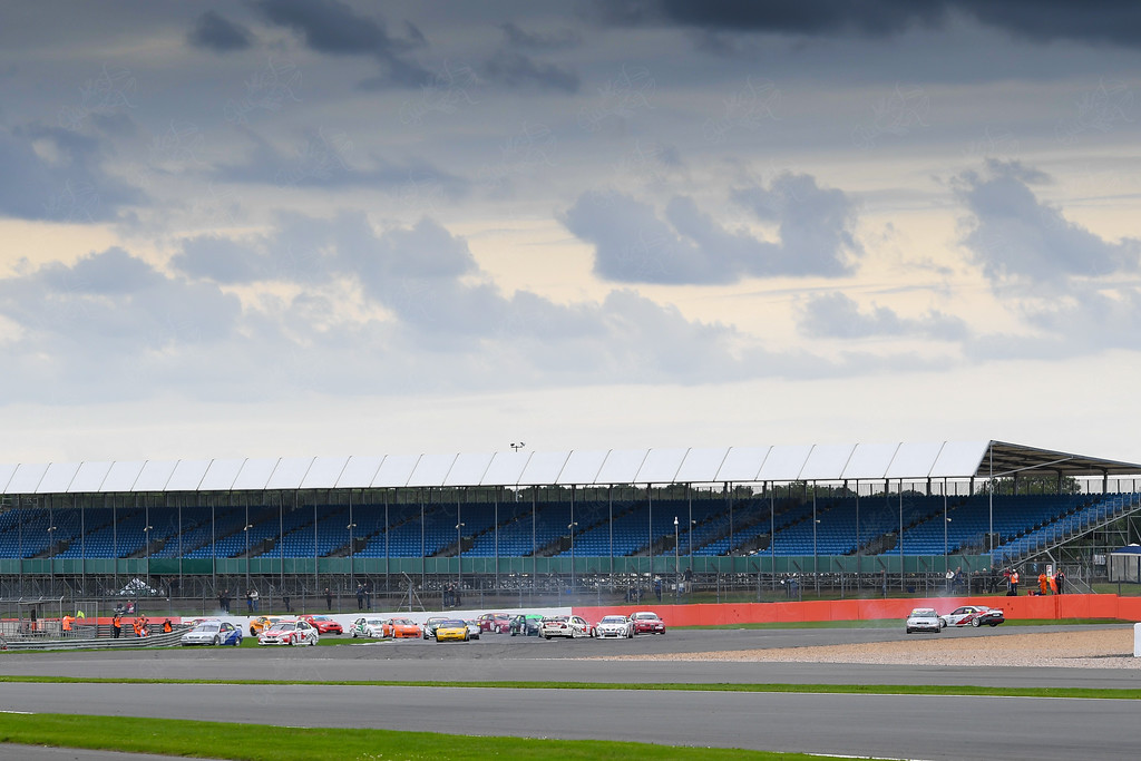 JET Super Touring Car Trophy 2017 Silverstone Classic