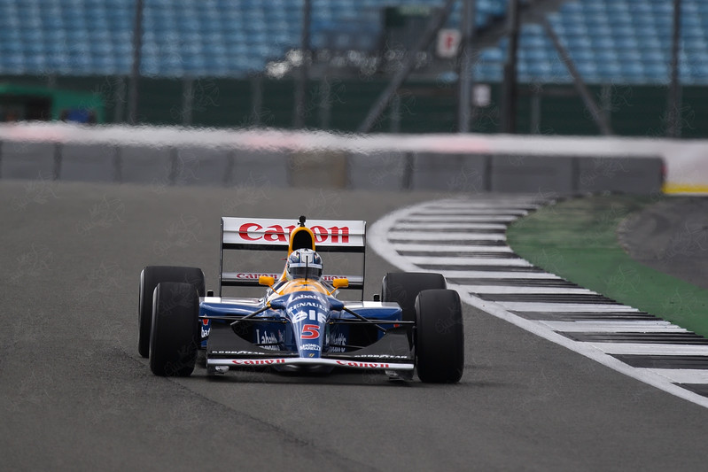 Williams FW14B 2017 Silverstone Classic