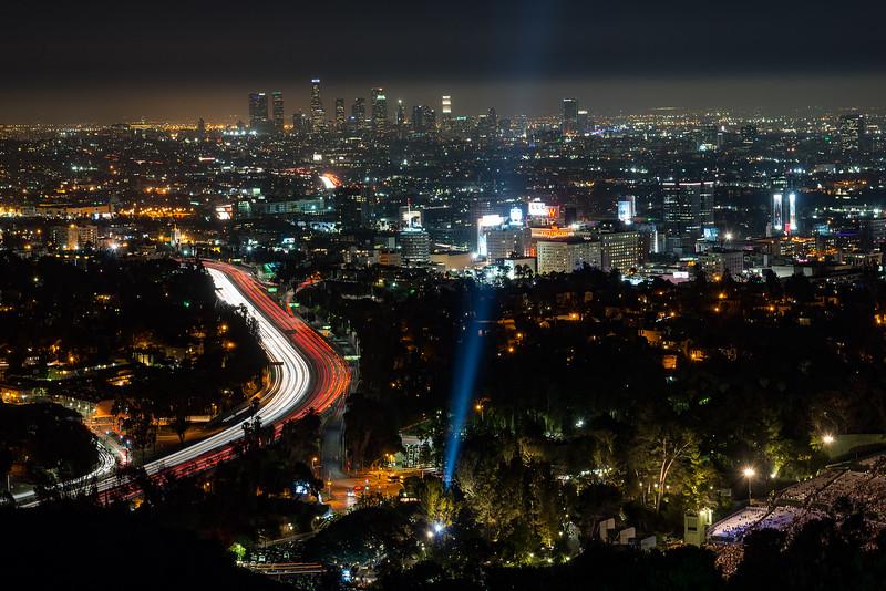 Hollywood Bowl, LA