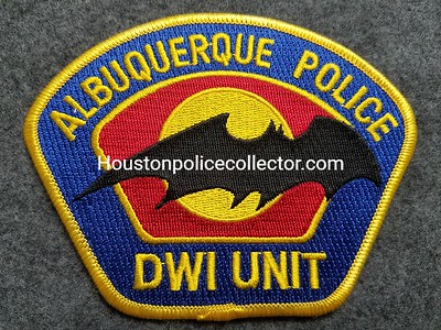Bat Themed Patches