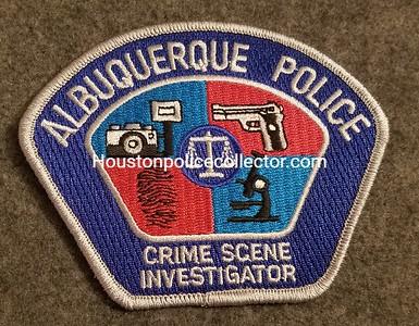 New Mexico Crime Scene Units