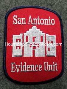 Texas Crime Scene Units