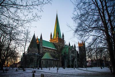 Nidaros Domkirke Cathedral