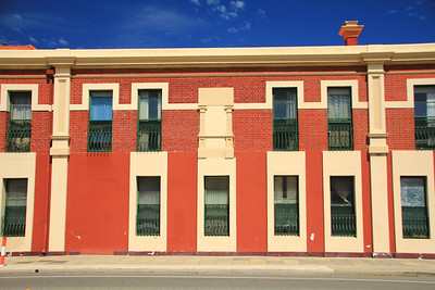 Red Walls
