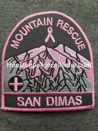 LASD San Dimas pink