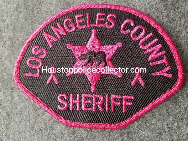 LASD pink 2017