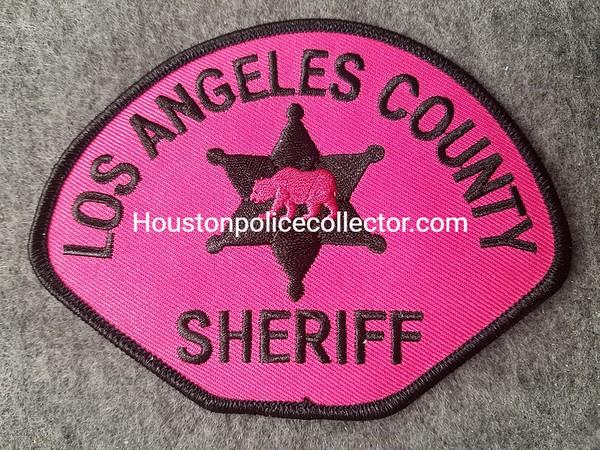 LASD pink 2018