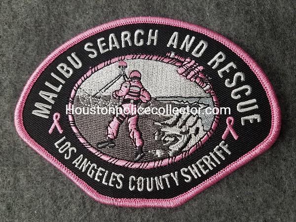 LASD Malibu pink