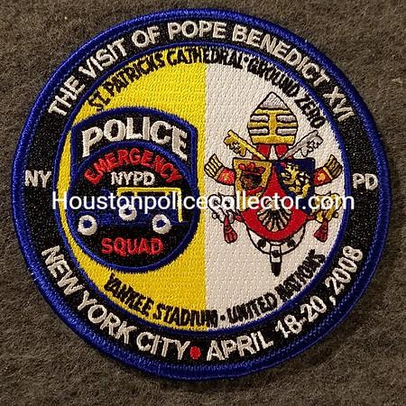 NY 2008 NYPD ESU