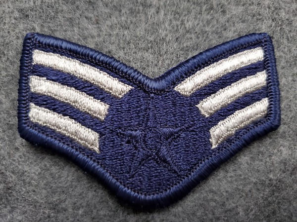 E4 Senior Airman 76 to 93