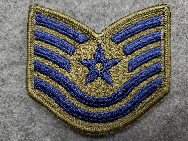 E6 Technical Sergeant Green