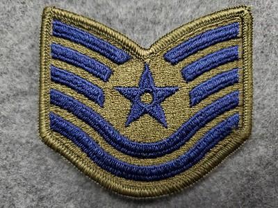 E6 Technical Sergeant Green