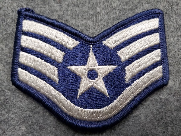 E5 Staff Sergeant