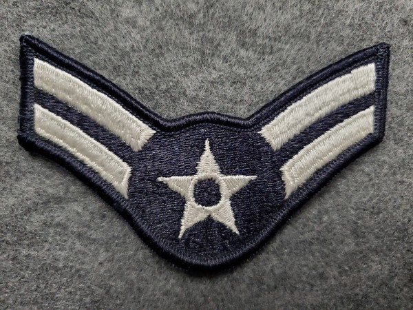 E3 Airman First Class 93 to current