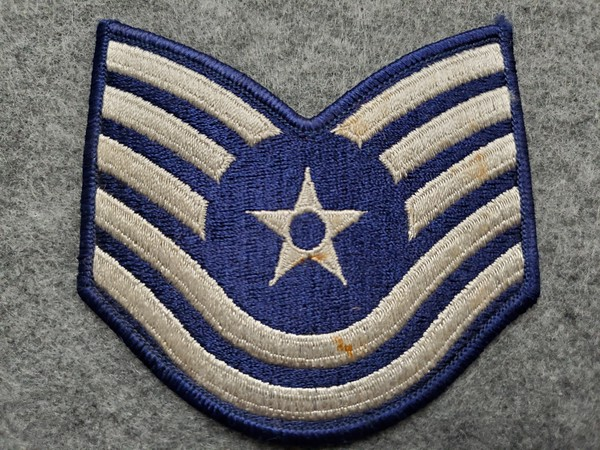 E6 Technical Sergeant