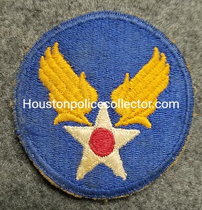 US Air Force Patches & Coins
