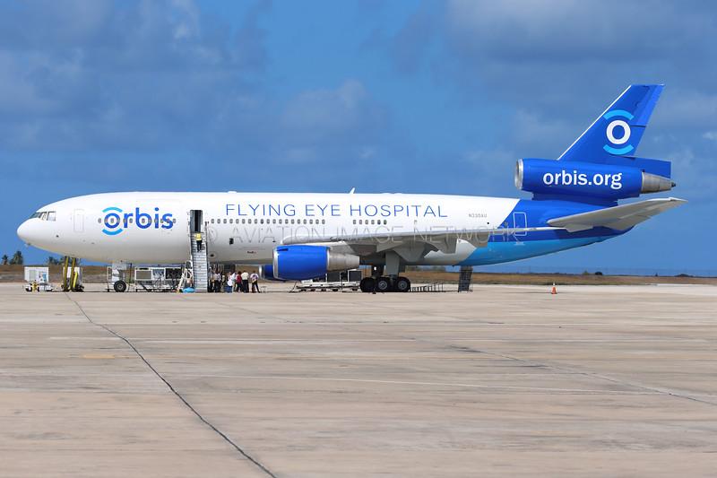 N330AU | McDonnell Douglas MD-10-30F | Orbis