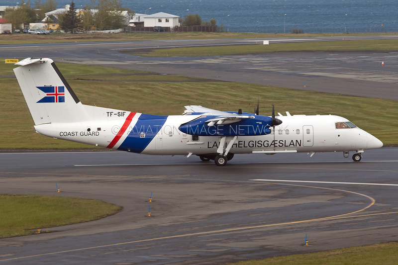 TF-SIF | de Havilland Canada Dash 8-Q314 MPA | Icelandic Coast Guard