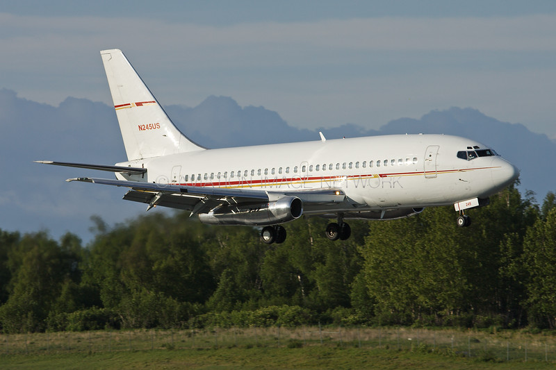 N245US | Boeing 737-201 | Conoco Phillips