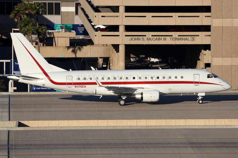N170EH | Embraer ERJ-170LR | Honeywell International