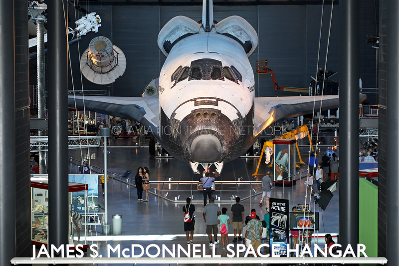 OV-103   Rockwell Space Shuttle Discovery   NASA