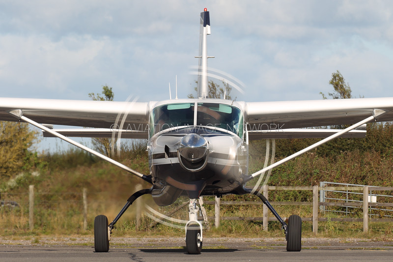 G-SVAN | Cessna 208B Grand Caravan | Parachuting Caravan Leasing Ltd
