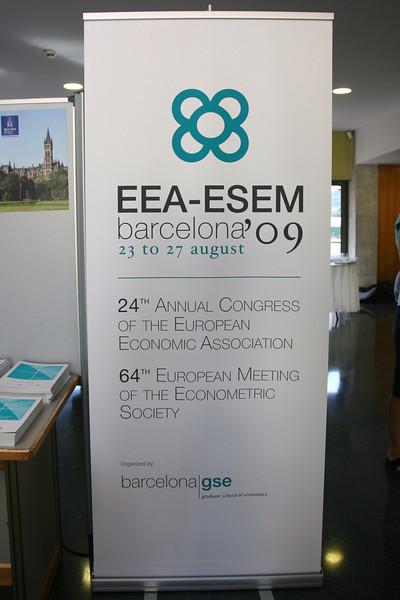 EEA-ESEM - Barcelona