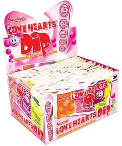 83008 Love Hearts Dip SRP