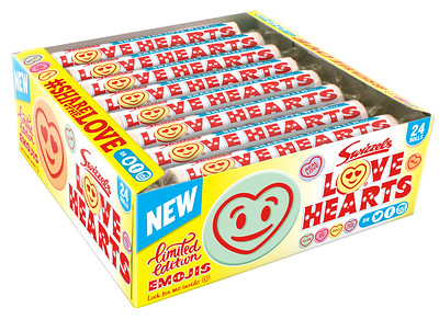 80536 Giant Love Hearts 24ct Emoji SRP