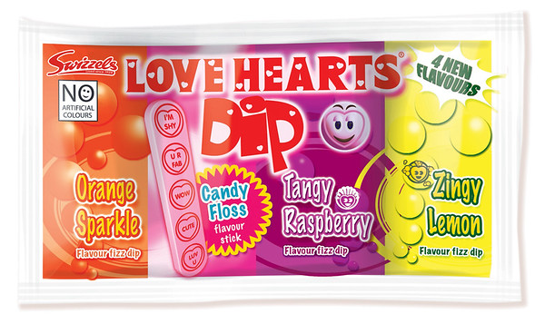83008 Love Hearts Dip Unit