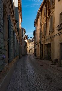 Tarascon Streets