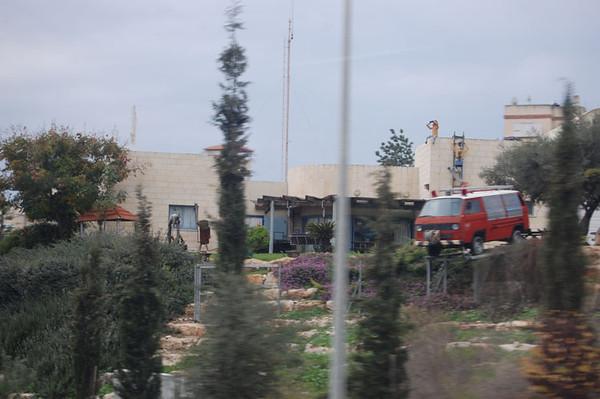 """Nazareth Fire Station"""
