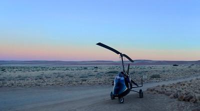 NB 41 Gyrocopter Dawning