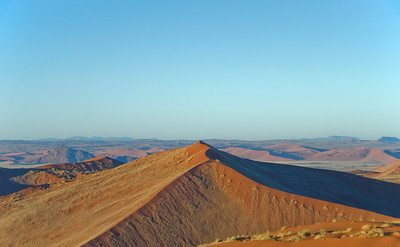 NB 43 The Dunes of Sossusvlei