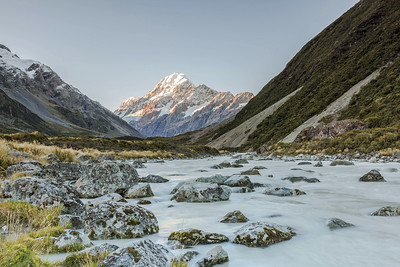 NZ 30 Hooker Valley View