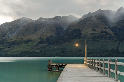 NZ 05  Glenorchy Jetty
