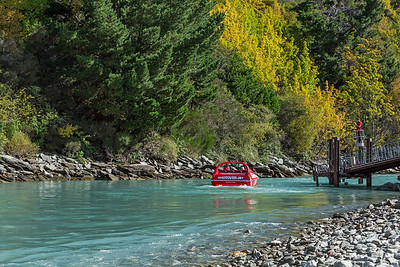 NZ 28 Shotover River