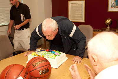 Happy 77th Coach!